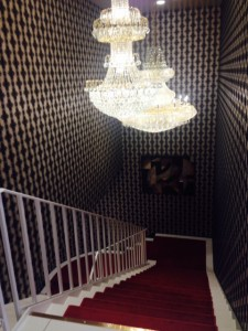 ヴァルデモッサ大階段
